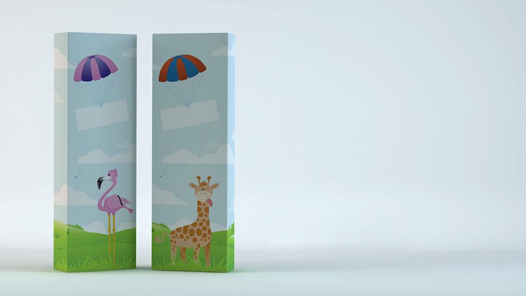 3d Medical Art 3d Medical Product Packaging
