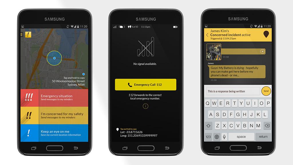 My-Minder-mobile-app-design