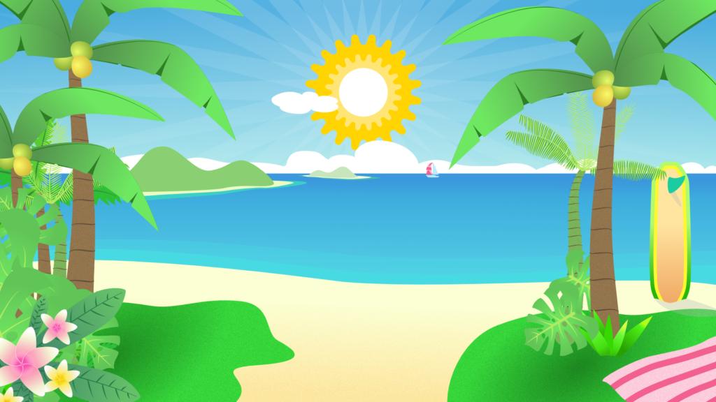 SplashDance-Hot-Beach-Hop Set Design- Steven Santer
