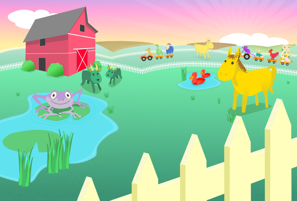 SplashDance - Colour Wrong Farm - Steven Santer
