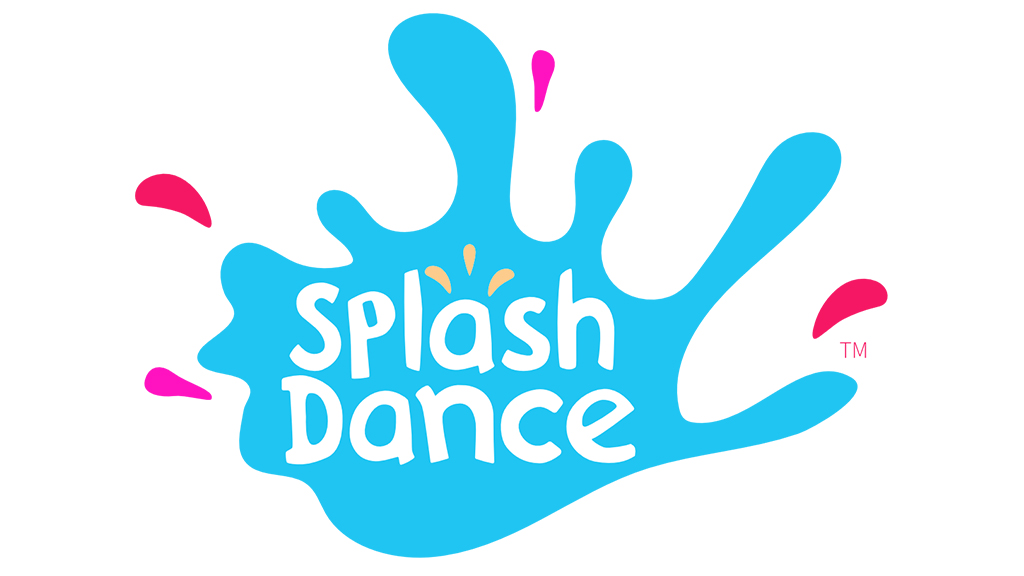 SplashDance - Stacked Logo