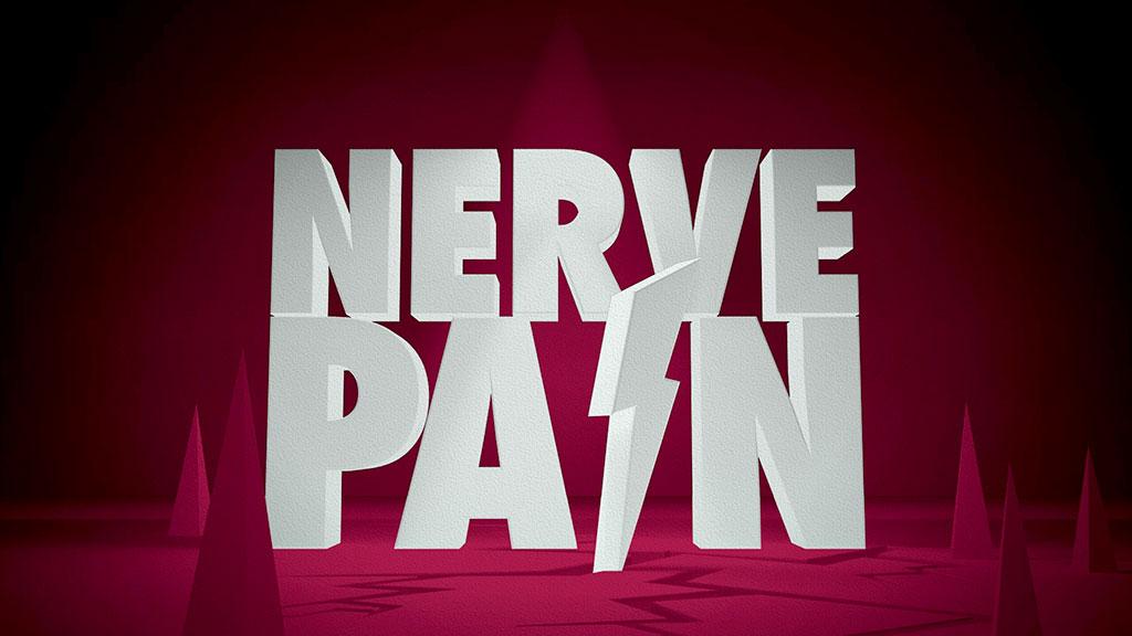 Steve Santer - 3D animation medical - Nerve Pain