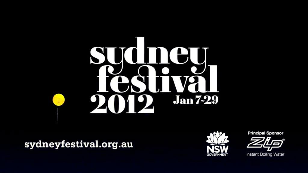 Steve Santer - Sydney Festival TVC 2012